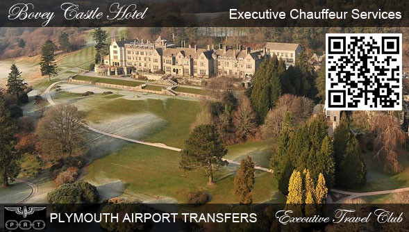 Bovey Castle Hotel Devon Executive Transfers Taxi Mercedes