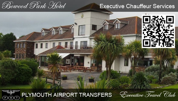 Bowood Park Hotel Devon Executive Transfers Taxi Mercedes Home