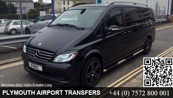 Passenger Mercedes Viano 8 seater for Hire in Plymouth, Devon, UK
