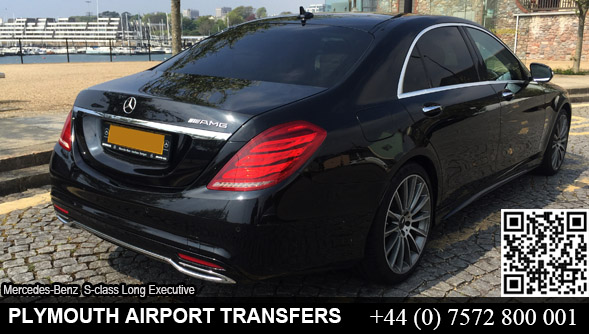 Mercedes S-Class Hire Plymouth LONDON UK